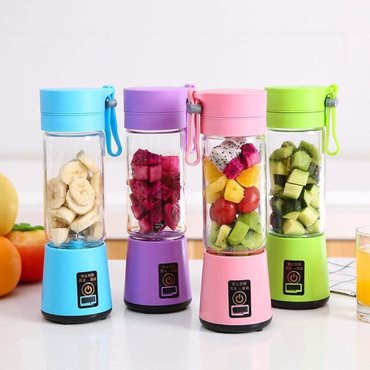 Smoothie blenderPrenosivi smoothie blender pasira, muti, meša, secka