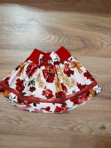Продаю юбку на девочку на возраст 2-3 года, ростовка 98см в Бишкек