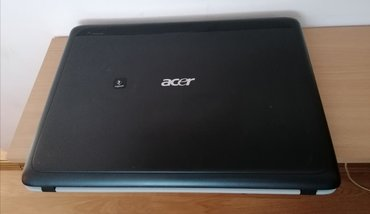"ACER 17"" AMD 5400+ 1.90GHz, ram 4GB, NVIDIA 7000M, hdd 320GB  ACER As"