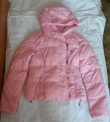 женский пуховик с капюшоном в Кыргызстан: Женские куртки Abercrombie Fitch L