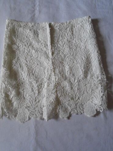 HM suknja + poklon košuljica. H&M divided postavljena suknja kao