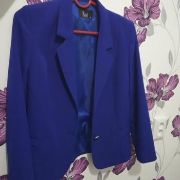 Женская одежда в Лебединовка: Срочно продам пиджак турецкий 46размер, состояние новое одевала