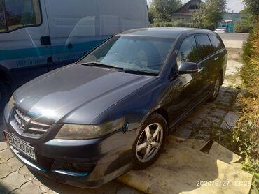 черная honda в Кыргызстан: Honda Accord 2.4 л. 2003 | 180000 км