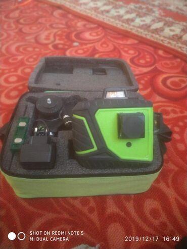 Рулетки и дальномеры в Кыргызстан: 3д лазерный невилир fukuda зелёный луч