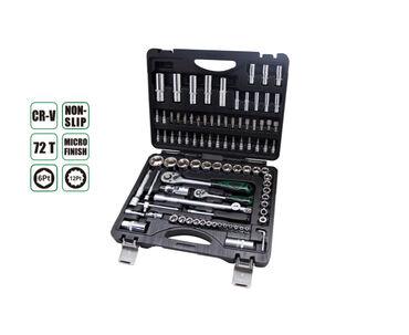 Набор инструментов 94 прсAE-S94, ·18ШТ 1/4 бит гнездо