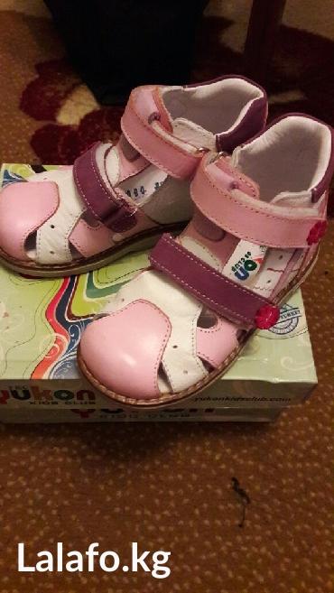 детская ортопедическая обувь 24 размер. брали дороже, размер не подоше в Бишкек