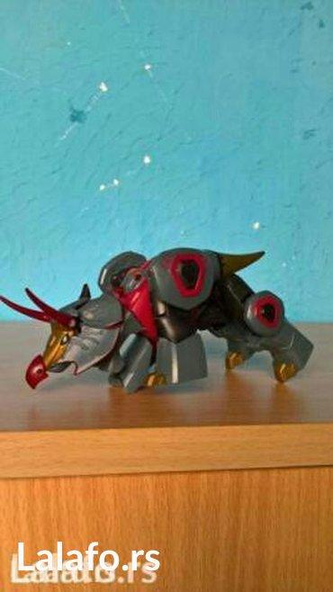 Dinobot. Original transformers, proizvođač hasbro. Sklapa se u - Beograd