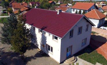Vodeno peskarenje krovova (pranje crepa, fasada, kamenih i betonskih, - Beograd