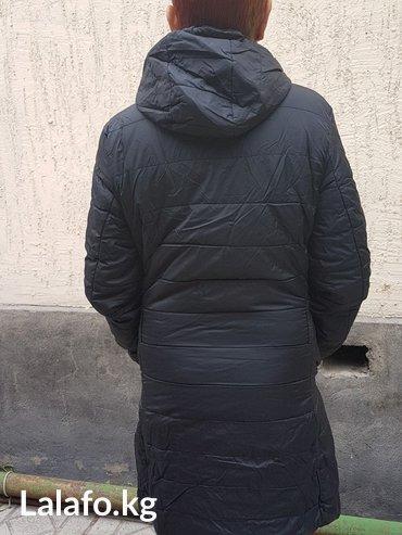 Женская куртка! 46-48 размер! б/у в Лебединовка