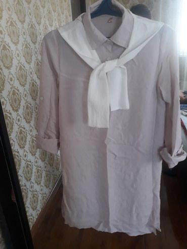 Платье рубашка не носила в Кант