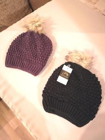 Nova zenska zimska kapa Akyldiz. Turska. Cena je 500 dinara po komadu