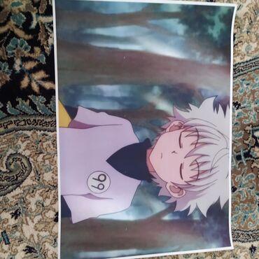 Постеры из аниме Хантер х Хантер
