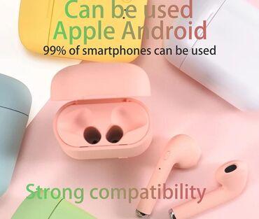 наушники air в Азербайджан: Apple android Airpods