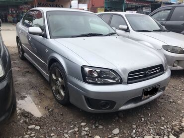 диски автомобильные в Кыргызстан: Subaru Legacy 3 л. 2002   174000 км