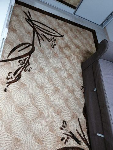 Na prodaju tepih ocuvan. Kratko koriscen. U odlicnom stanju. Dimenzije - Belgrade