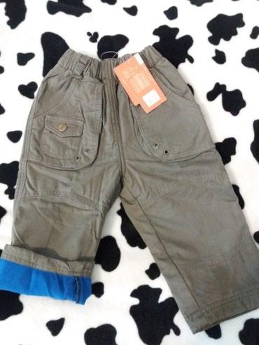 Продаю новые утепленные штанишки на в Кок-Ой