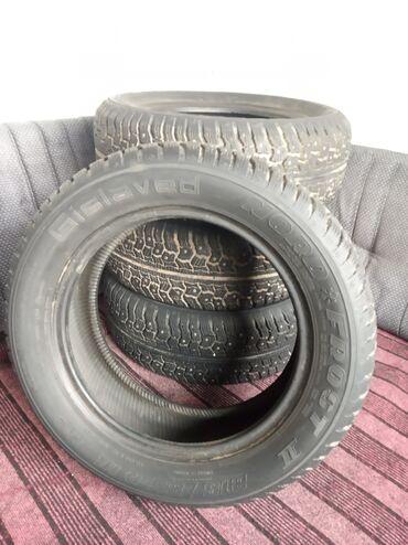 r16 диски купить в Кыргызстан: Продаю зимние шины R16 шиповник в комплекте. Все 4 резины в одинаковом