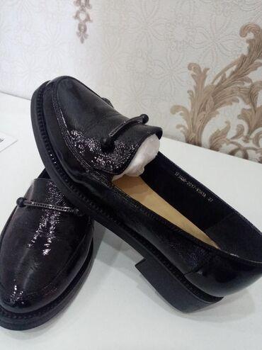 Оксфорды - Бишкек: Продам новые ботинки оксфорды отличного качества, размер 37 подойдёт и