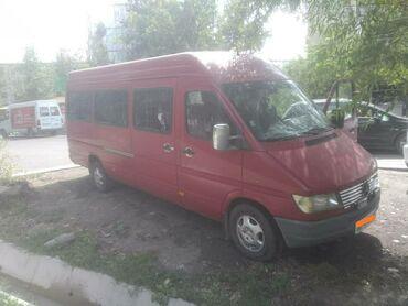 chasy diesel dz1295 в Кыргызстан: Mercedes-Benz Sprinter 2.9 л. 1998