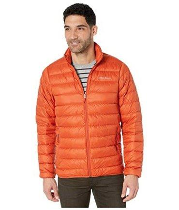 Мужские куртки в Кыргызстан: Продаю мужскую куртку Eddie Bauer Cirruslite Down Jacket. Настоящий