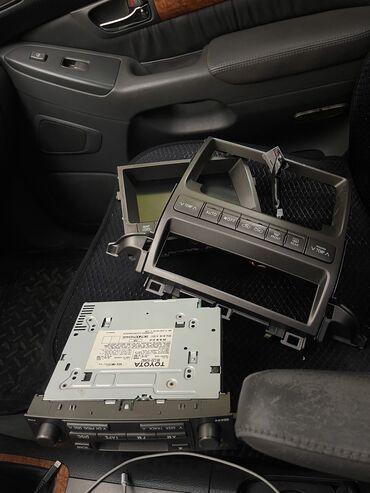 Продаю штатный монитор  GX 470
