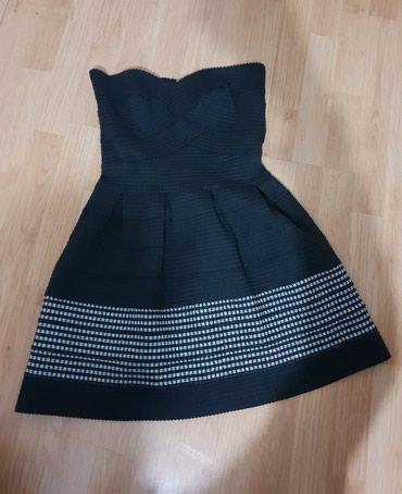Kao nova haljina, jednom obucena, tally weijl, od lastis materijala - Loznica