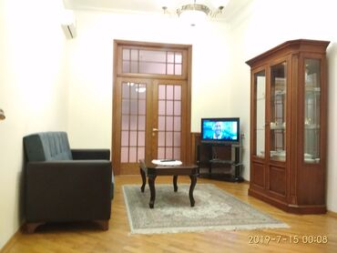 Sutkalıq - Azərbaycan: Посуточно!! Сдаётся 2-х комнатная квартира в самом Центре рядом с
