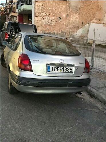 Toyota Corolla 1.6 l. 1998 | 206000 km