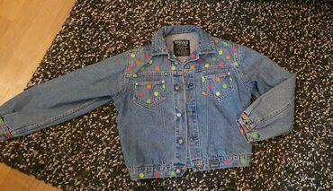 Versace original teksas jakna