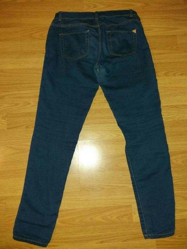 Zara farmerke. 38 tanji teksas bez vidljivih tragova nosenja kao nove - Prokuplje