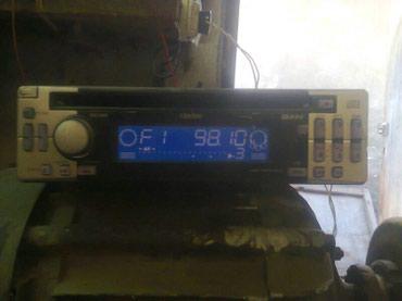 sd диск в Кыргызстан: Продаю магнитолу кларион sd читает сд диски, радионету фишки цена