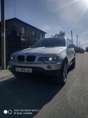 x5 в Кыргызстан: BMW X5 M 4.4 л. 2002 | 220000 км