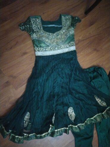 Личные вещи - Пос. Дачный: Индийское платье, расшитое камнями