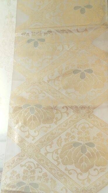 ипотека в бишкеке без первоначального взноса in Кыргызстан   XIAOMI: Продаю японское шикарное оби, широкий, декаративный пояс кимоно.Кимоно