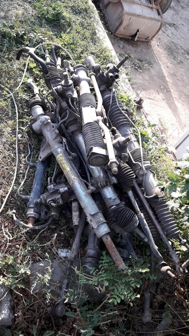 Рулевая рейка Субару БЛ5 в Лебединовка