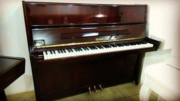 Bakı şəhərində Продается пианино petrof. есть и другие немецкие и чешские пианино.