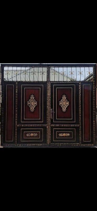 тумба в ванную комнату в Азербайджан: Ворота