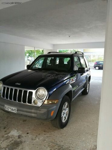 Used Cars - Greece: Jeep Cherokee 2.5 l. 2006 | 135000 km