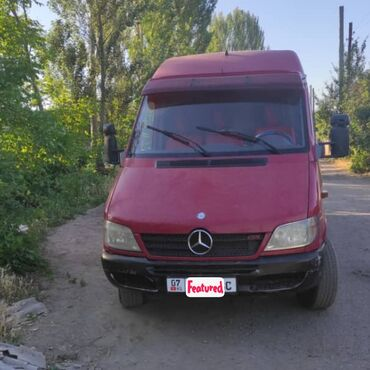 купить мерс 190 дизель в Кыргызстан: Продаю Спринтер Mercedes-Benz 2009г, 2.2 дизель, состояние хорошее
