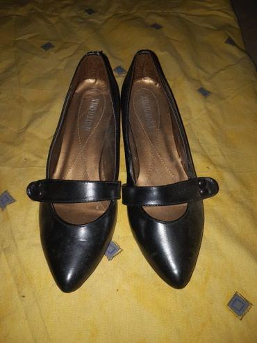 Ženske sandale sa malom štiklom, broj 40-41 Nove - Kragujevac