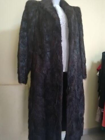 Krzneni kaputi | Stara Pazova: Nutrija crna bunda