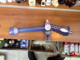Bakı şəhərində Ez jet water cannon. , şampun qablı, 8 müxtelif rejimli, sulama ve