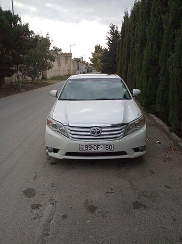 Toyota Avalon 3.5 l. 2011 | 275000 km