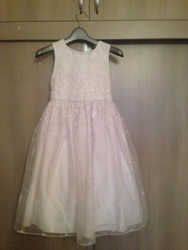 Продаю красивое нарядное выходное детское платье, лет на 8 в Бишкек