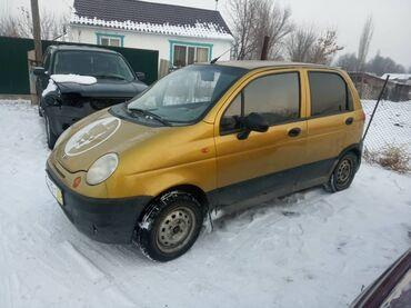 daewoo matiz 2 в Кыргызстан: Daewoo Matiz 0.8 л. 2003 | 180 км