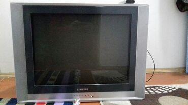 Электроника - Масазыр: Salam samsung Televizor satılır yaxşı vəziyətdədir hər bir şeyi işləyi