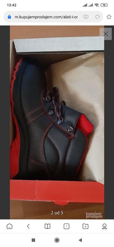 Muška obuća | Bor: Prodajem nove duboke HTZ WURTH cipele sa zastitnom kapom. Nikad nosene