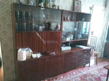 Жилая комната Румыния. 2 серванта, 1 секретер, 1 шифоньер, 1 тумба в Бишкек