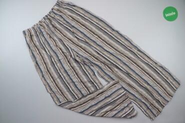 Жіночі штани у смужку р. XL   Довжина: 97 см Довжина кроку:67 см  Напі