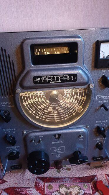 31 объявлений | ЭЛЕКТРОНИКА: Радиоприемник Волна-к